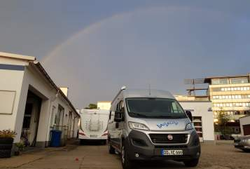 Hire a motorhome in Dresden from private owners  SunLiving   Basti´s 2018