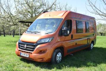 Hire a motorhome in Tübingen from private owners| Weinsberg Mufasa