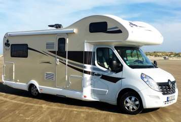Hire a motorhome in Heidenau from private owners| Ahorn  Jumbo 747