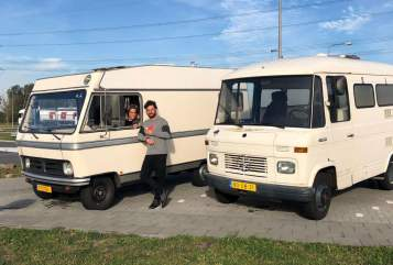 Hire a motorhome in Amsterdam from private owners| Hymer CamperFest #3