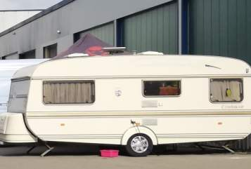 Hire a motorhome in Rommerskirchen from private owners  Tabbert Walter💖