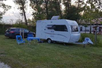 Hire a motorhome in Kißlegg from private owners| Sunlight Njoy  Sunlight