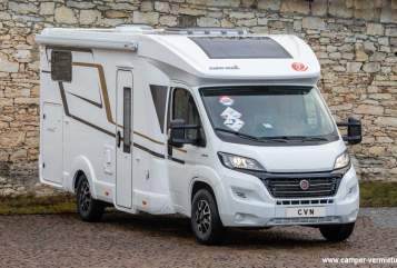 Hire a motorhome in Heide from private owners| EURA MOBIL EURA MOBIL