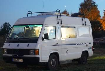 Hire a motorhome in Greifswald from private owners| Mercedes Benz  Apollo