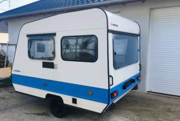 Hire a motorhome in Königswinter from private owners  Adria Mariellchen 2