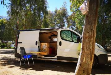 Hire a motorhome in Konstanz from private owners| Opel Vivaro Camper