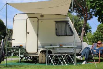 Hire a motorhome in Mieming from private owners| Adria Prima 330 Adria Caravan