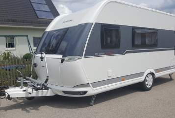 Hire a motorhome in Weißenburg im Bay. from private owners| Hobby  Kid's DeLuxe
