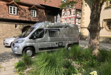 Hire a motorhome in Mosbach from private owners| Pössl Roadcar 540 TOM