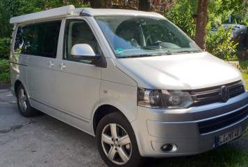 Hire a motorhome in Opfenbach from private owners| VW Romi