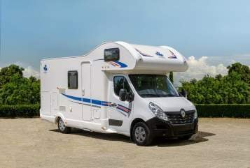 Hire a motorhome in Neuss from private owners| Ahorn AC 680 Eco