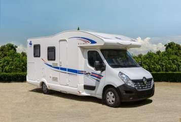 Hire a motorhome in Neuss from private owners| Ahorn ACT 690 Eco+
