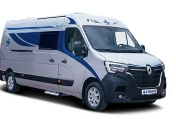 Hire a motorhome in Hildesheim from private owners  Ahorn V-Hörnchen