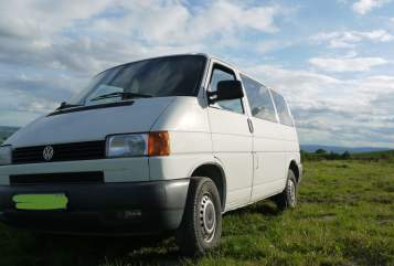 Hire a motorhome in Mainz from private owners  VW Fred