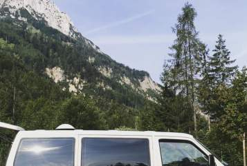 Hire a motorhome in Mainz from private owners| VW Fred
