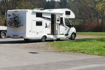 Hire a motorhome in Holzwickede from private owners| Rimor  Romy
