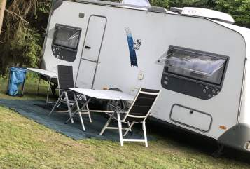 Hire a motorhome in Ratingen from private owners| Knauss  Knausi
