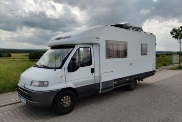 Hire a motorhome in Elz from private owners| Fiat Ducato Autarkie-Wunder