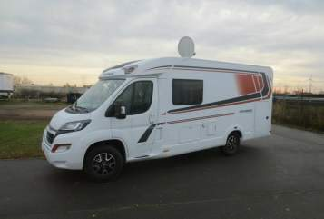 Hire a motorhome in Unterhaching from private owners  Weinsberg Xaver