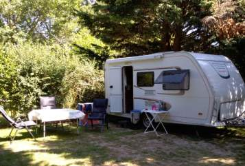 Hire a motorhome in Mainz from private owners| Weinsberg Rheinperle