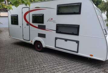 Hire a motorhome in Uhldingen-Mühlhofen from private owners| Bürstner Robbe Loft