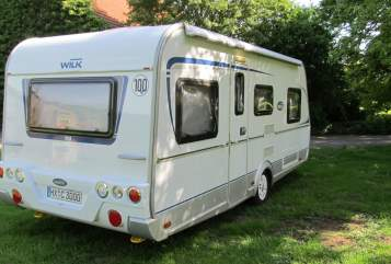 Hire a motorhome in Bad Driburg from private owners| Wilk Cordula3000