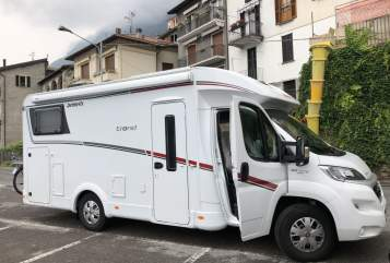 Hire a motorhome in Osnabrück from private owners| Dethleffs auf Fiat Ducato Multijet 150 Didi