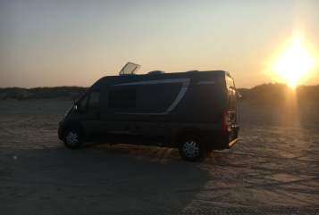 Hire a motorhome in Buchholz in der Nordheide from private owners  Pössl Das Leisemobil