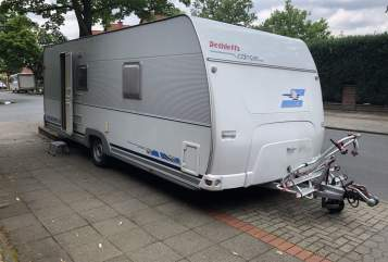 Hire a motorhome in Hannover from private owners| Dethleffs Dethleffs 560SK