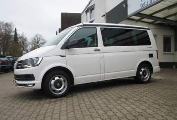 Hire a motorhome in Ratekau from private owners| VW VW T6