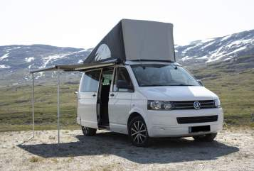 Hire a motorhome in Penzberg from private owners| vw DonkeyKong