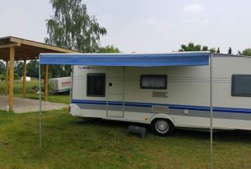 Hire a motorhome in Alt Zachun from private owners| Hobby  Wowi