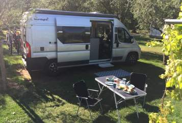Hire a motorhome in Grünendeich from private owners| Fiat-Ducato Sunlight Hanne vom Deich