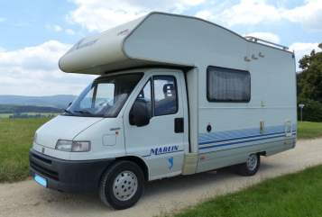 Hire a motorhome in Neuhausen auf den Fildern from private owners| Fiat Ducato Familienkutsche
