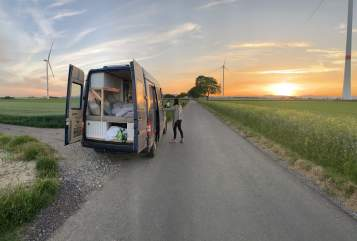 Hire a motorhome in Karlsruhe from private owners| Mercedes  Boris