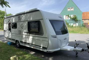 Hire a motorhome in Dresden from private owners| Fendt Klima-Schöni