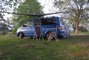 Hire a motorhome in Fritzlar from private owners| Volkswagen Multibulli