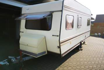 Hire a motorhome in Rotenburg from private owners| Bürstner  Chico