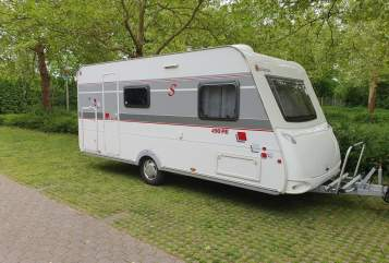 Hire a motorhome in Heilbronn from private owners| Sterkeman Sterkeman PE490