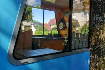Hire a motorhome in Freiburg im Breisgau from private owners| Iveco Wilde Hilde