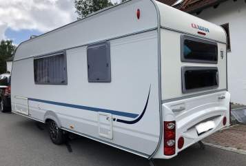 Hire a motorhome in Petershausen from private owners| Adria Rocket