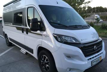 Hire a motorhome in Mahlberg from private owners| Fiat Ducato  s'Büssle