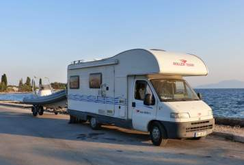 Hire a motorhome in Herrenberg from private owners| Fiat OhneNamen II.