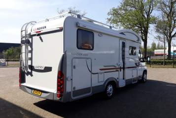 Hire a motorhome in Twello from private owners| Adria Mooie Adria 6p!