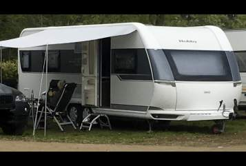 Hire a motorhome in Arzberg from private owners| Hobby  Die Lotte