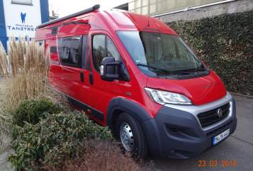 Hire a motorhome in Kreis Iserlohn from private owners  Pössl MiWi 4402