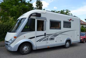 Hire a motorhome in Korntal-Münchingen from private owners| Fiat Dukato Elfie