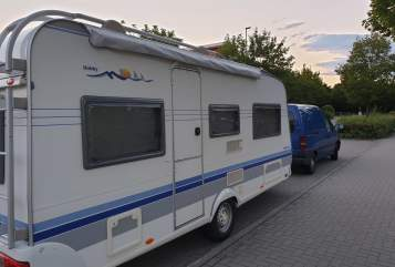 Hire a motorhome in Friedberg from private owners| Hobby 495 UL Hobby