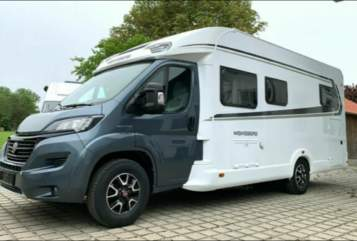 Hire a motorhome in Lauchringen from private owners| Weinsberg Paul