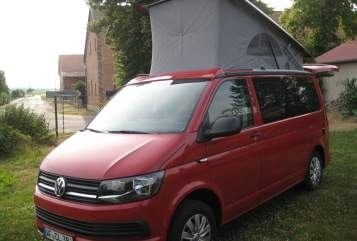 Hire a motorhome in Schöppenstedt from private owners  VW Louisa